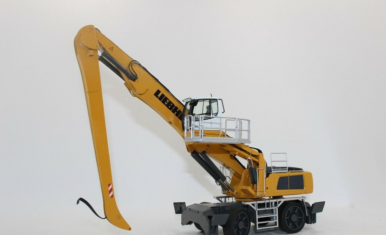 Nzg 810 Liebherr LH 80 Industry Industrial Excavator 1 50 New Boxed