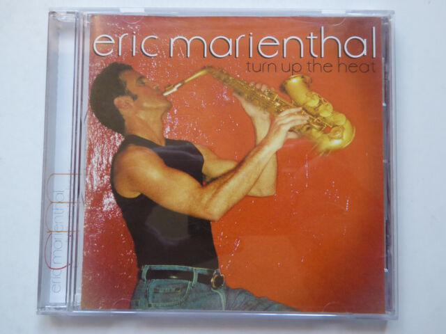 ERIC MARIENTHAL <>  Turn Up The Heat  <> VG++ (CD)