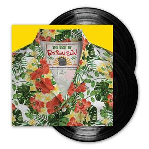 Fatboy-Slim-The-Best-Of-VINYL-12-034-Album-2-discs-2019-NEW-Amazing-Value
