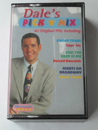 Dale Winton - Dale's Pick 'N' Mix - 2 x Cassette Tape, Used Very Good