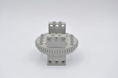 Lego Technic Technik Drehkranz komplett #2856 hellgrau