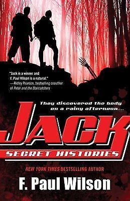 Jack : Secret Histories by F. Paul Wilson SC new