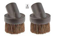 2 Deluxe Vacuum Dusting Brushes