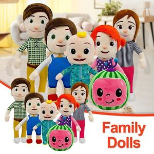 6Pc-Cocomelon-Jj-Plush-Toys-Boy-Soft-Stuffed-Doll-Educational-Kids-Birthday-Gift