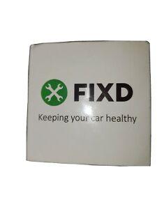FIXD OBD-II 2nd Generation Active Car Health Monitor