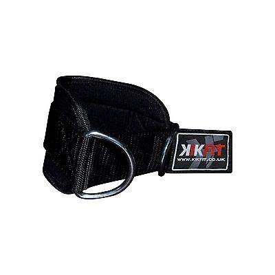 Alla Caviglia D-ring Cinturino Multi Palestra Cavo Attacco Puleggia Gamba Coscia Per Il Sollevamento Pesi- Funzionalità Eccezionali