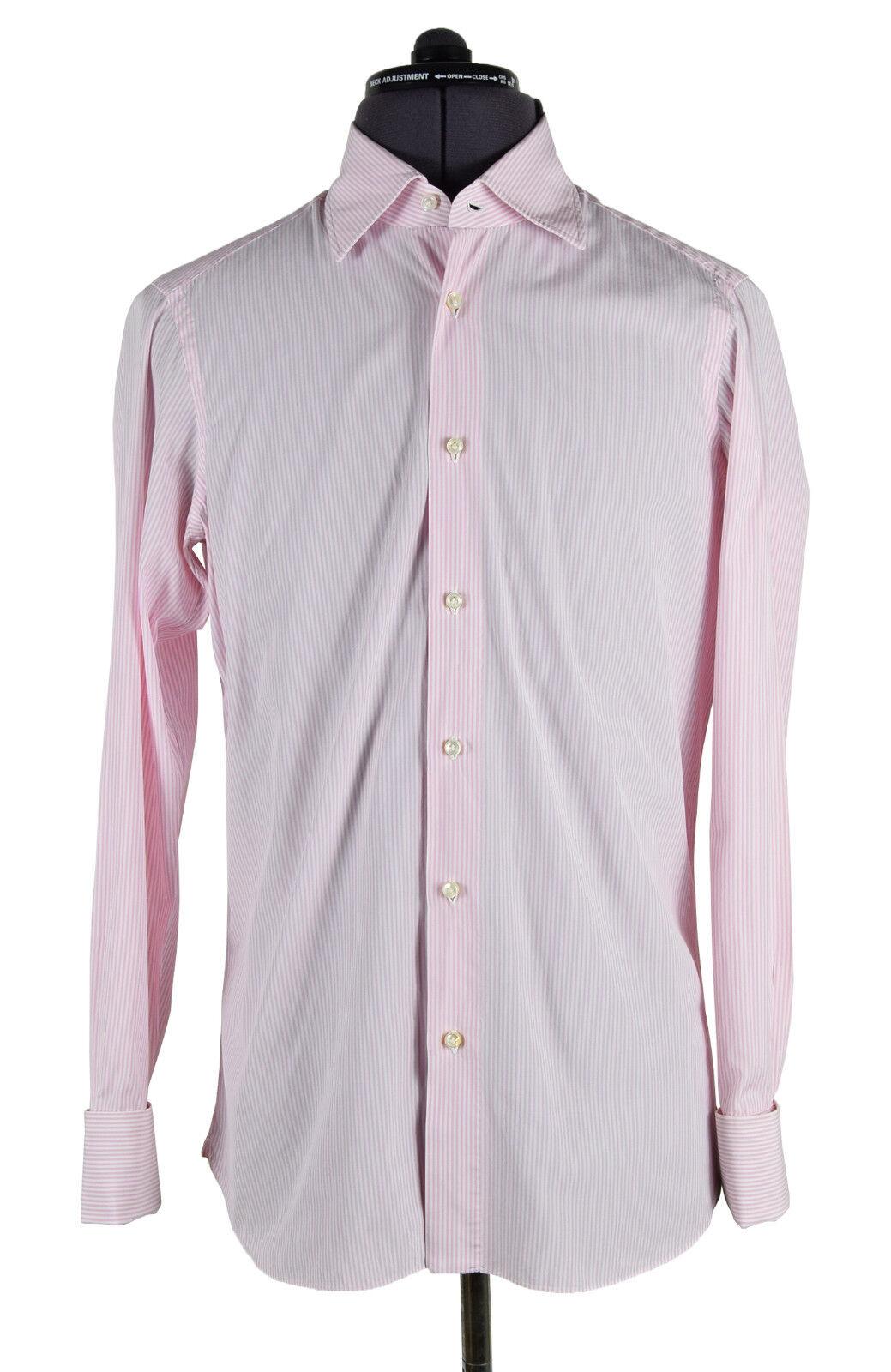 Cotton Ripense Hand Stitched Herren Cotton  Formal Shirt Beskope 59ecfb