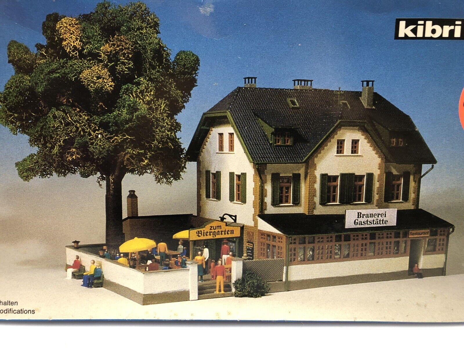 Kibri 38197 Neu H0 Gaststätte zur Eisenbahn