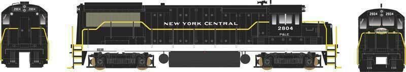 BOWSER 24548 HO U-25B Diesel New York Central PLE DC, DCC READY
