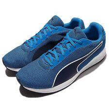 "PUMA Men's Running Burst Mesh Blue Black White Size US 7.5 ""Brand New"""