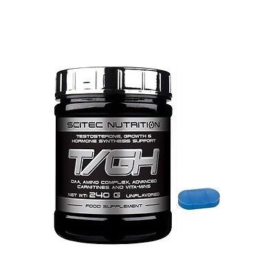 testosterona la hormona del crecimiento