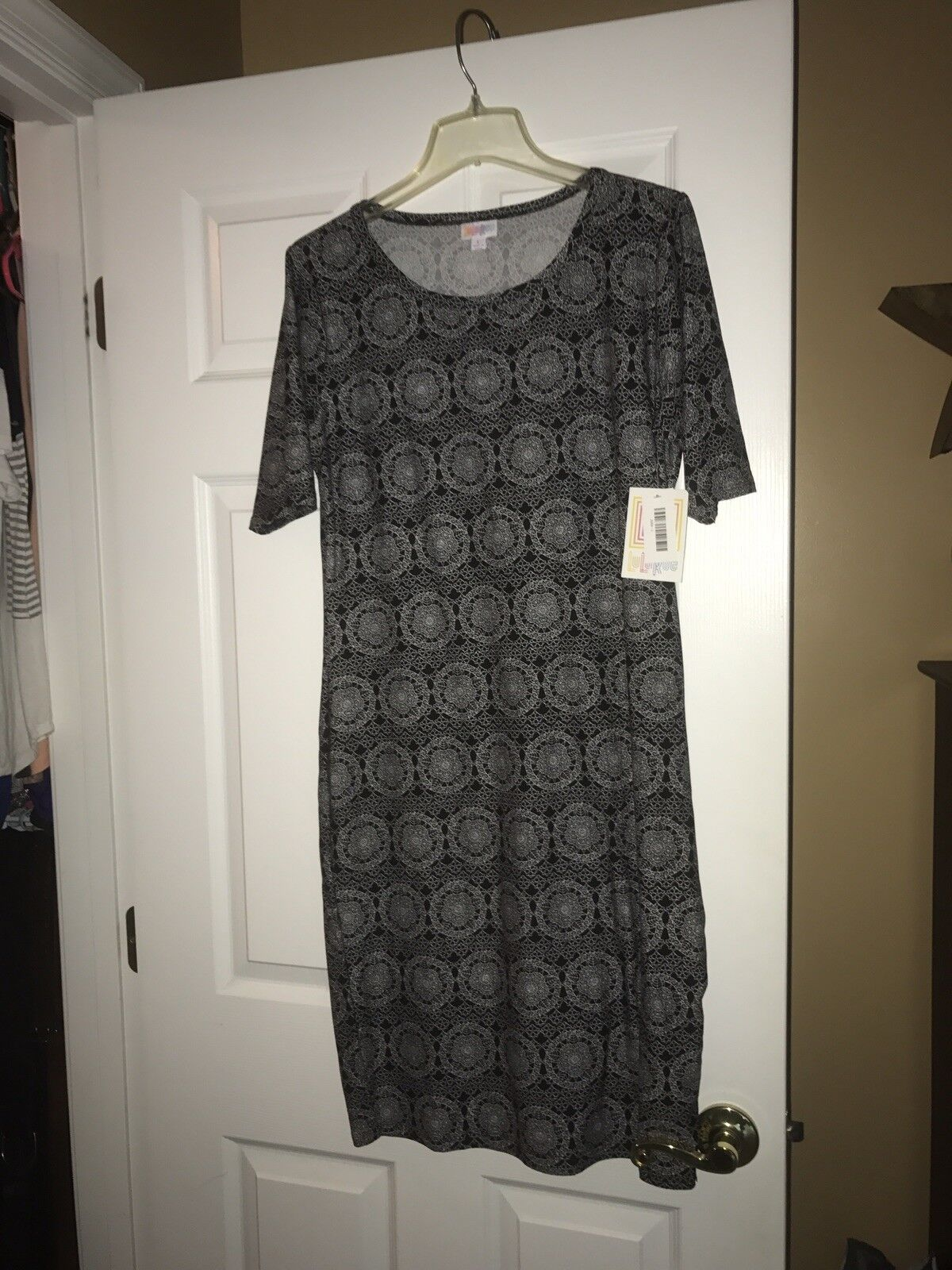 bdcc5b4fe0f758 Lularoe Julia Large New With With With Tag 620454 - dressstore ...