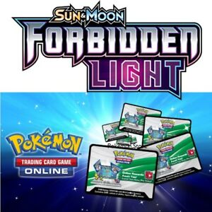 Sun /& Moon Series PTCGO Pokemon Online Booster Code Ingame or Email Same Day