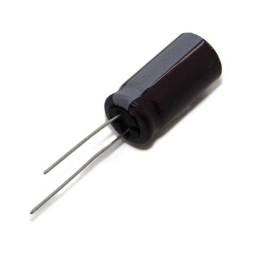 2x UCY2G390MHD9 Kondensator elektrolytisch THT 39uF 400VDC Ø12,5x25mm NICHICON