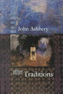 Other-Traditions-Paperback-by-Ashbery-John-Brand-New-Free-P-amp-P-in-the-UK