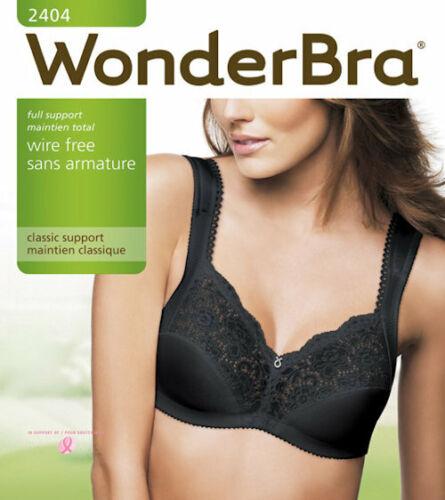 Style W2404 WonderBra Wire Free Bra