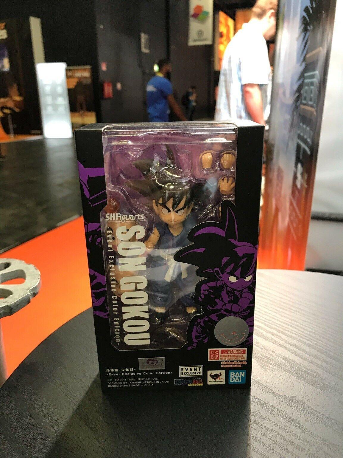 SH Figuarts Dragon Ball Son Goku 2019 Event Exklusive