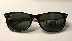 24bffe2061b Image is loading Ray-Ban-Sunglasses-RB2132-875-55-18-Square-