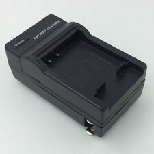 Battery Charger for PANASONIC Lumix DMC-LX2 DMC-LX3 DMC-FX07 DMC-FX9 CGA-S005A