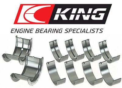 King Engine Bearings MB557SI001 Main Bearing Set