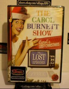 The-Carol-Burnett-Show-Carol-039-s-Lost-Christmas-NEW-DVD-FREE-SHIPPING