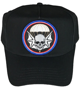 US ARMY 502ND INFANTRY REGIMENT INF RGT HAT CAP PARACHUTE FIVE OH DEUCE STRIKE