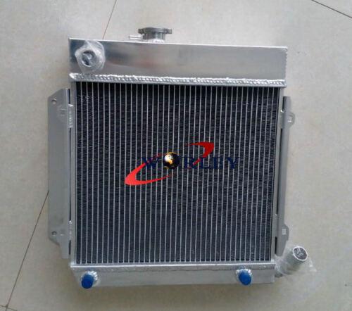 For BMW E10 2002//1802//1602//1600//1502 TII//Turbo Aluminum Radiator