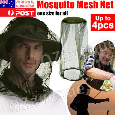 Camping Bug Travel Mesh Protector Face Midge Mosquito Hat HOT Net Insect Head