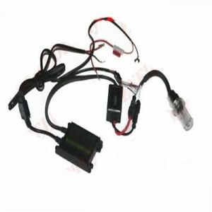 New-unviersal-Moto-Scooter-phare-blanc-Lampe-frontale-Hid-Kit-de-conversion