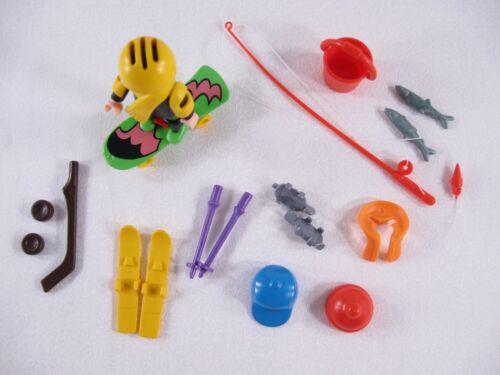 PLAYMOBIL VINTAGE SPECIALS MULTI BOY GIRL RABBIT FEEDING CHILD/&FOAL-CHOOSE ONE