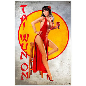 Asian pin up girls