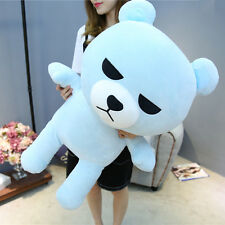 BIGBANG YG Bear Giant Hung Big Blue teddy bear Plush soft toys doll gift 30inch