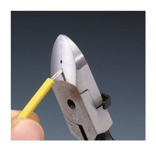 Japanese ingénieur NK-25 Diagonal Cutting Pinces Outil Professionnel Fabriqué au Japon