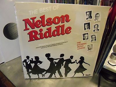 Nelson Riddle Best Of Records, Vinyl and CDs - Hard to