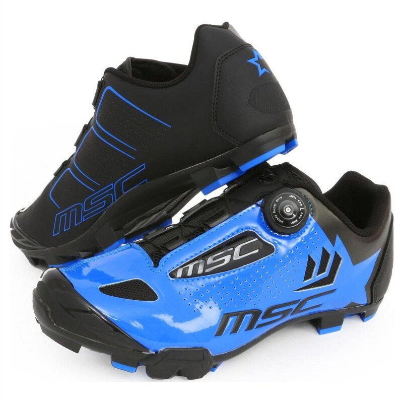 MSC Aero XC bluee shoes