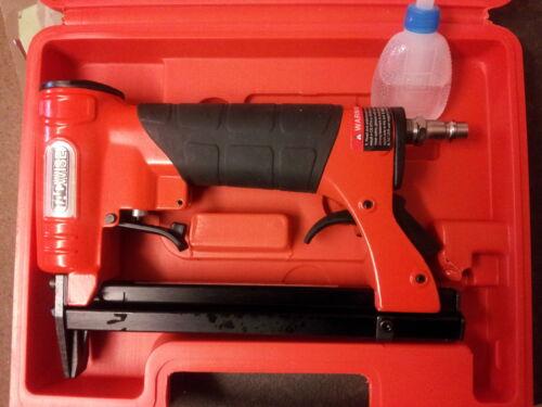 Tacwise A7116V pneumatique Upholstery Stapler ** EXPRESS ** PLUS 60,000 Staples