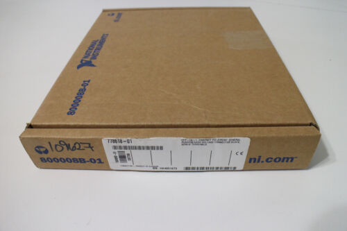 Compact FieldPoint National Instruments cFP-CB-1 Connector Block NEW