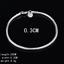 Women-925-Silver-Plated-Beads-Charm-Pendant-Bangle-Chain-Bracelet-Wristband-Gift thumbnail 37