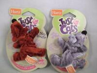 2 Hartz Just For Cats Play Catnip Plush Mouse Hunt Play Your Choice Color