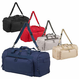 Large Sports Gym Travel Duffle Bag 22 034