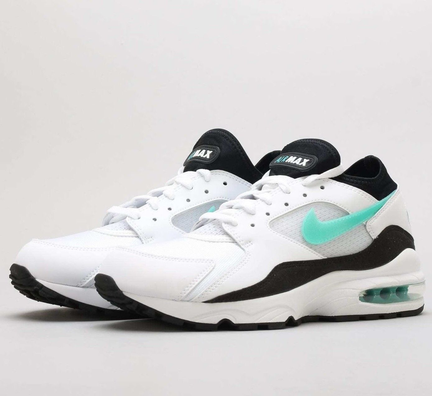 Nike Air Max 93 OG Dusty SZ Cactus  White Black  SZ Dusty 11.5  [306551-107] d4f8de