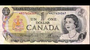 1973-Bank-Of-Canada-1-Replacement-Lawson-Bouey-MZ7626367-VF