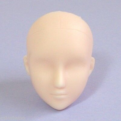 Obitsu 1/6 Bjd Dollfie Female Doll Figure Option Head 02 White Skin Color