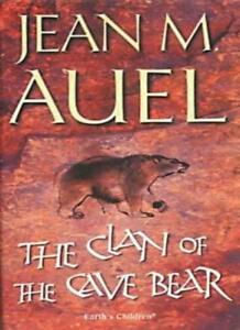 The Clan Of The Cave Bear Earth S Children 1 By Jean M Auel Ebay