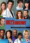 Grey's Anatomy Complete Third Season 8717418169305 With Katherine Heigl DVD