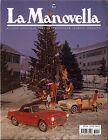 LA MANOVELLA (RIVISTA ASI) N° 12 - DICEMBRE 2003 - MOTO MV AUGUSTA