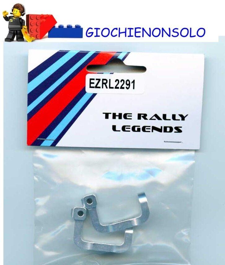 THE RALLY LEGEND EZRL2291 - BLOCCHETTI CASTER C ANT. ALLUMINIO