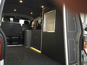 Image Is Loading Camper Conversion Furniture For VW Transporter T5 T6