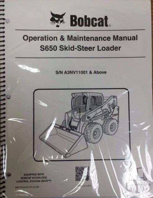 Software Part Number # 6722406 Bobcat 853 853H Skid Steer ...
