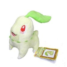 Pokemon Center Canvas Plush - Chikorita / Chicorita